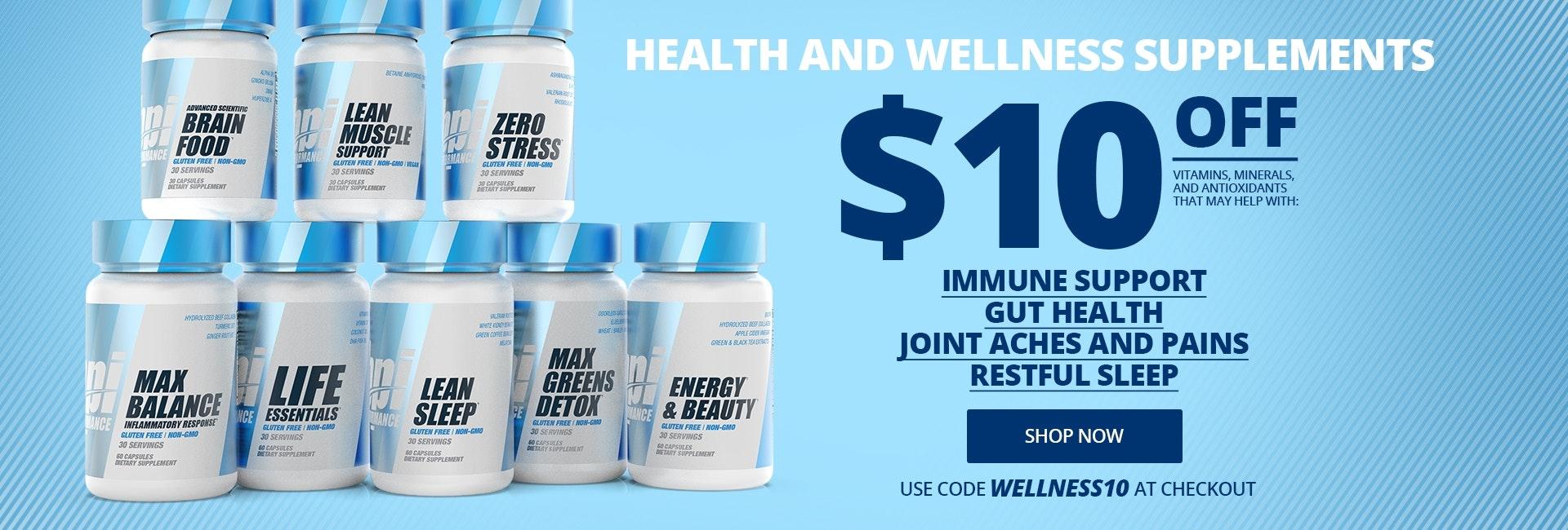 10 Off Health Wellness Supplements 1920 X650 HP DESK